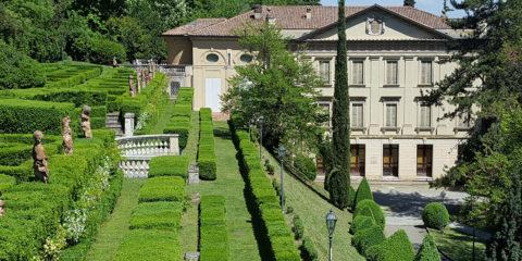 """Museo del Tessuto e della Tappezzeria """"Vittorio Zironi"""""""